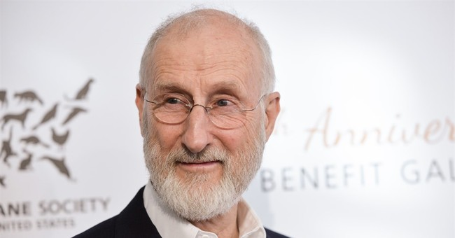 Actor James Cromwell escorted from NY event for heckling