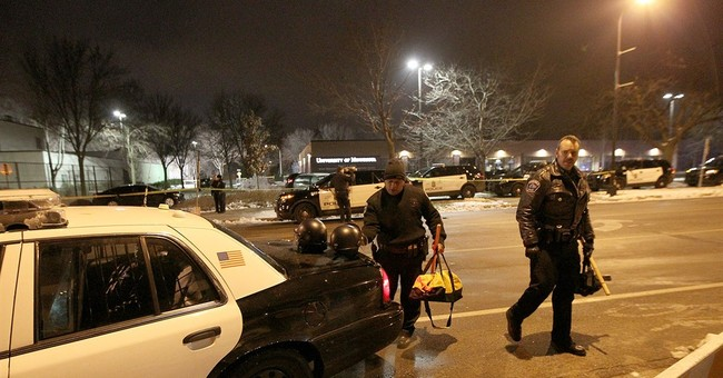 The Latest: Protesters take rally to Minneapolis streets
