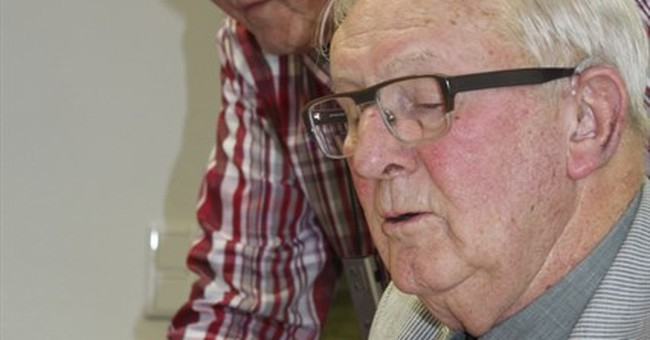 WWII Dutch resistance member's son gets dad's farewell note