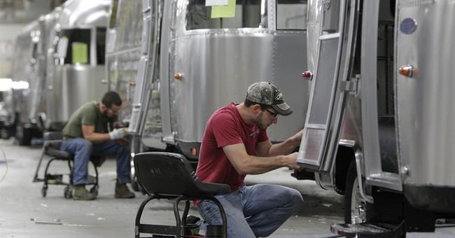US factory orders rise in Oct., ending streak of declines