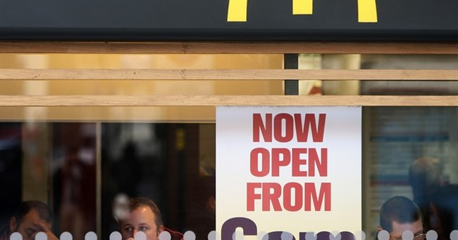 EU investigates alleged sweet tax deal for McDonald's
