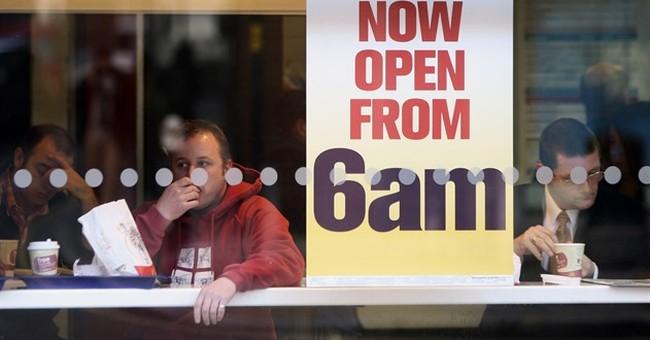 EU investigates alleged sweet tax deal for McDonald's