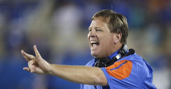 Florida's McElwain credits Saban, Tide with boosting career