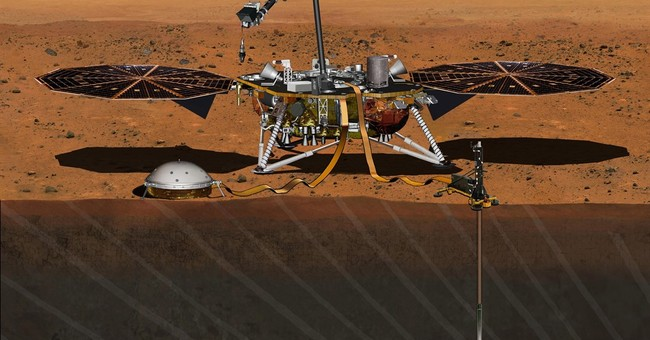 NASA: Leak in French instrument may stall next Mars mission
