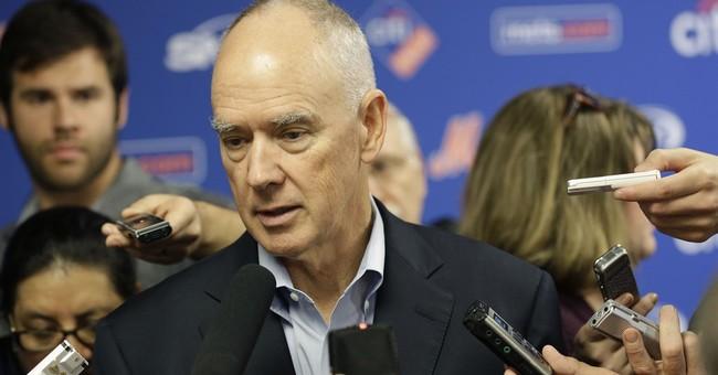 Mets GM Sandy Alderson has 'very treatable' cancer