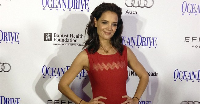 Correction: People-Katie Holmes--Art Basel story