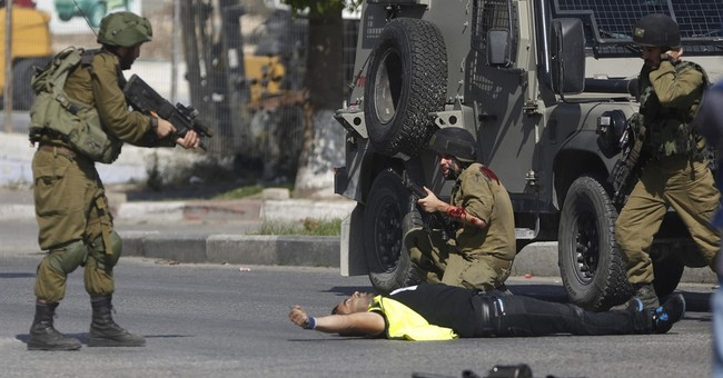 4 Palestinians killed after attacking Israeli soldiers