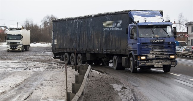 Russian lawmakers amend controversial road tax bill