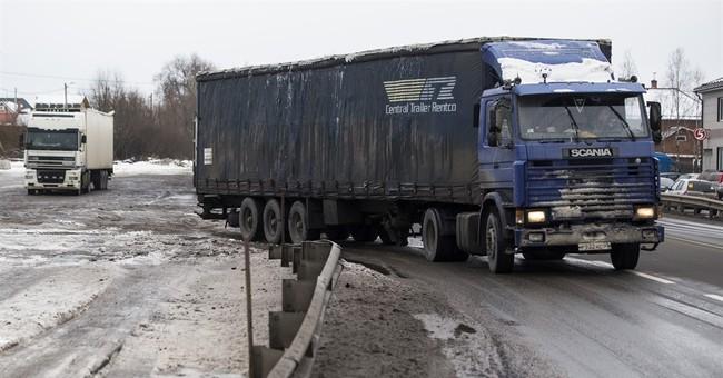 Russian lawmakers amend controversial road tax bill