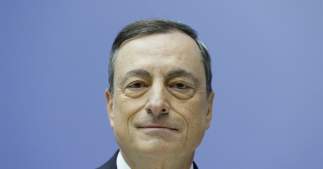 European bank head Draghi says he's ready to do more