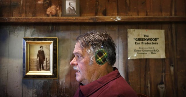 Ear, ear: Maine town celebrates inventor of the earmuff