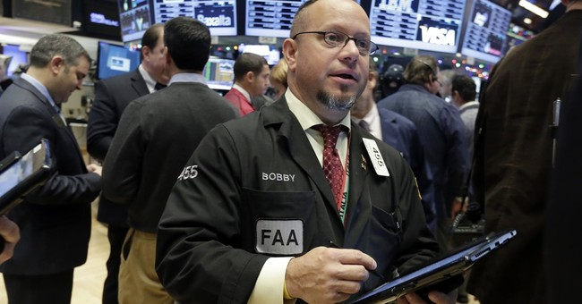 Strong job gains send US stock market sharply higher