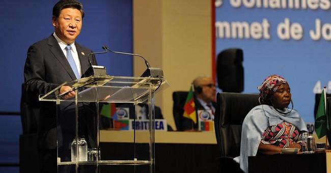 China pledges $60 billion to African development