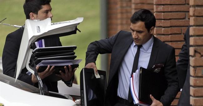 Arrest of soccer bosses creates power vacuum at CONMEBOL