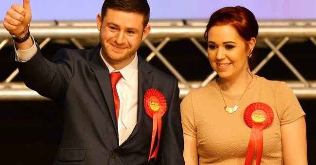 UK opposition Labour Party wins by-election