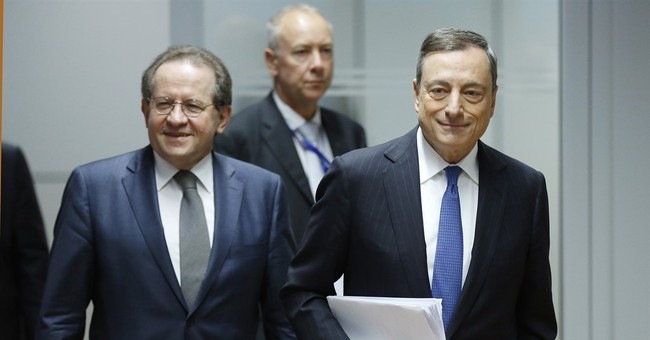 ECB move takes pressure off others _ including the Fed