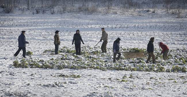 North Korea hunkers down for harsh winter