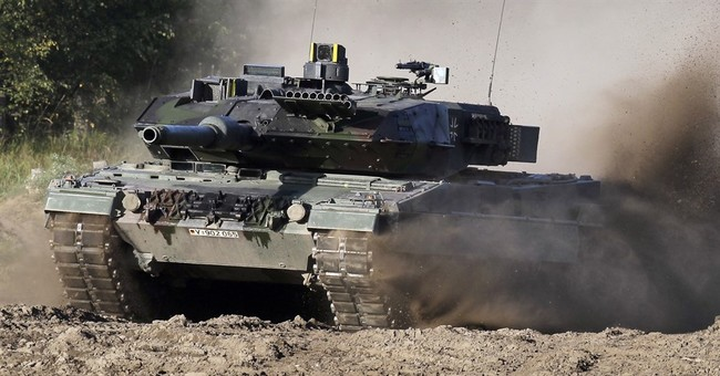 German government approves European tank merger