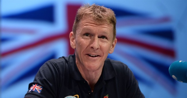 British astronaut to run a marathon in space