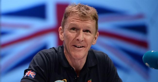 British astronaut to run a marathon in space