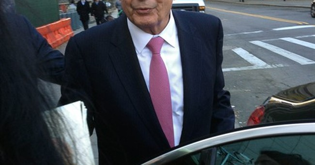 Former US senator testifies at ex-NY Senate leader's trial