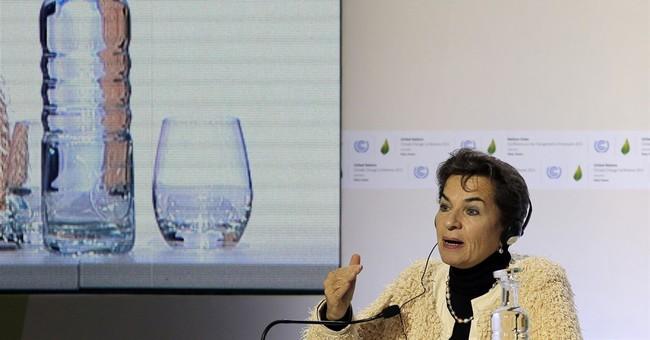 AP Interview: UN climate chief to negotiators: sleep, focus