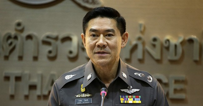 Thailand receives Russian warning of Islamic State threat