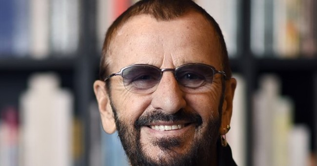 Colts owner picks up Ringo Starr's drum set at auction