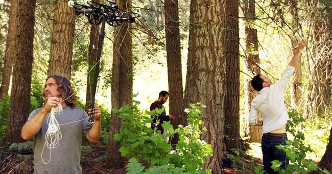 'Walking Dead' executive producer sinks teeth into VR
