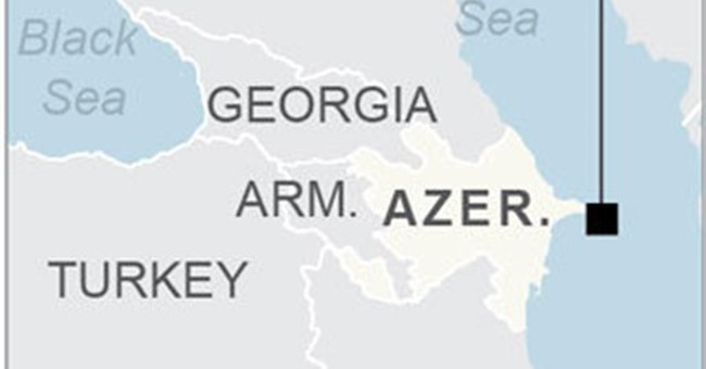 Azerbaijan: 1 dead, 30 missing, 33 saved after oil rig fire