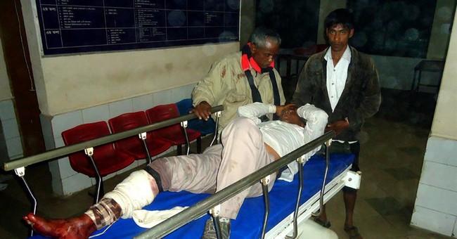 10 injured in bomb blasts at Hindu temple in Bangladesh