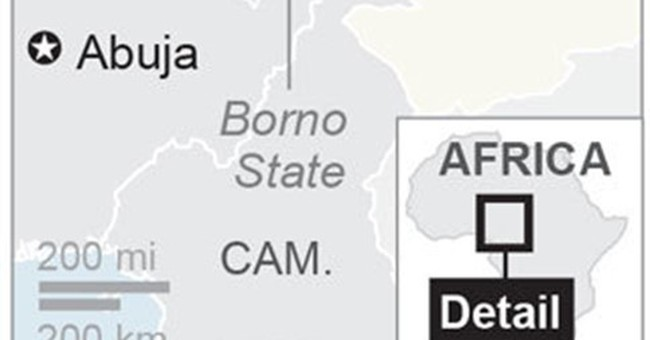 Govt: Triple suicide bombings in Chad kill at least 15