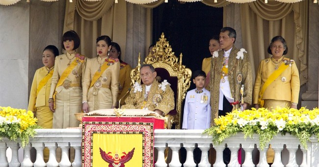 Thai king, longest-reigning monarch, marks 88th birthday