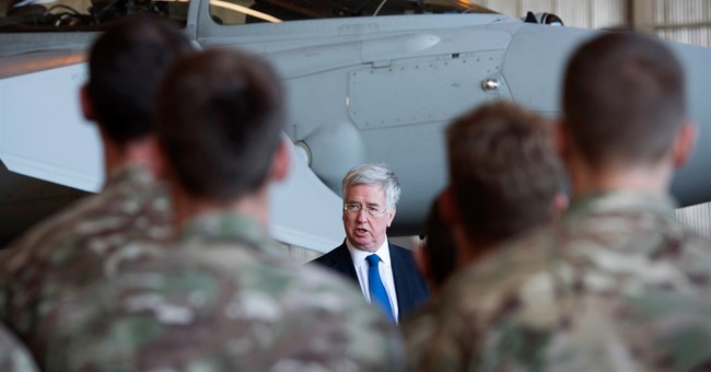 UK carries out 2nd airstrike against Islamic State oilfields