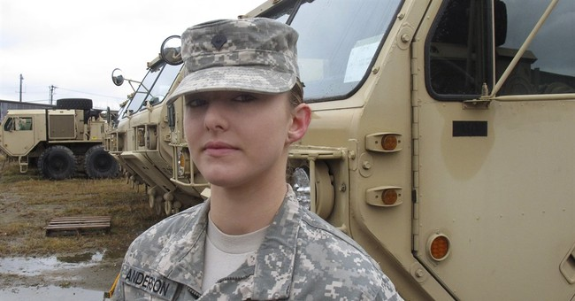 Vermont soldier is 1st woman to graduate as combat engineer
