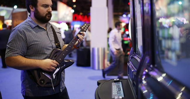 Casinos could see guitar-playing, car-racing, card-grabbing