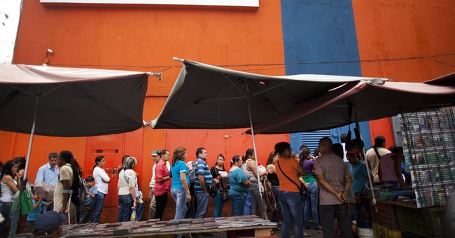 Venezuela to incorporate occupied grocery into state system