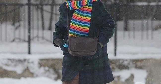 North Dakota to Maine dealing with sub-zero wind chill