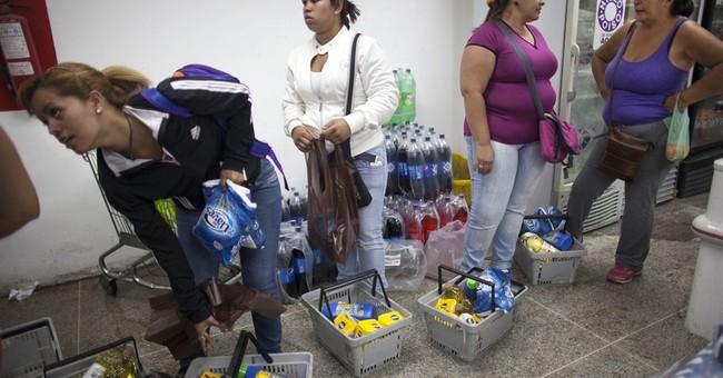 Venezuela begins occupation of private supermarket chain