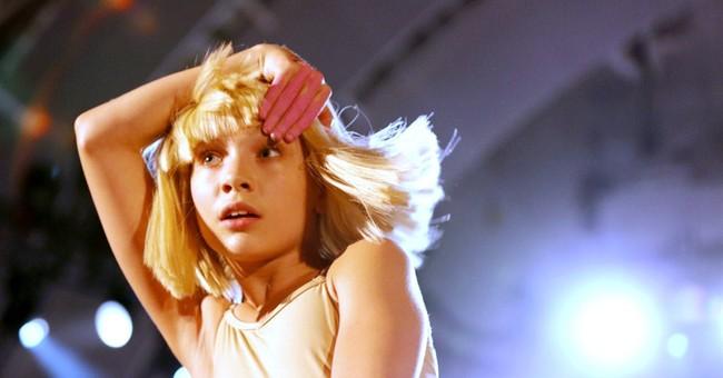 From 'Dance Moms' to 'Chandelier,' dancer has breakthrough