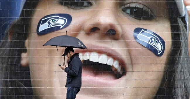 Fans struggle with Seahawks' Super Bowl loss