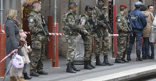 Alleged attacker of 3 French soldiers had traveled to Turkey