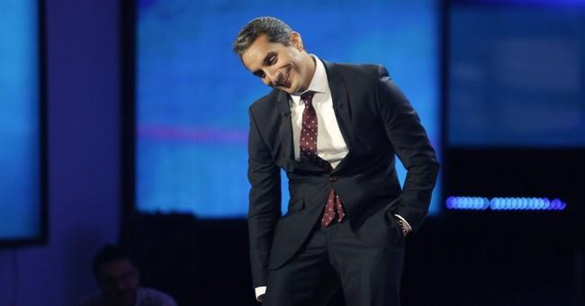 Popular Egypt satirist takes a fellowship post at Harvard