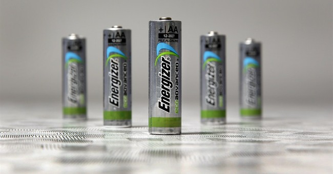 Energizer debuts recycled AA and AAA batteries