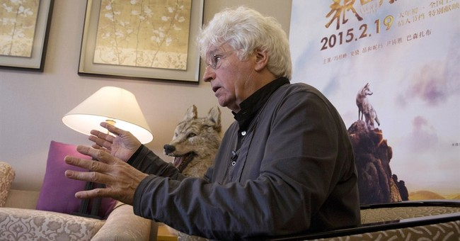 French director Annaud says he had freedom making China film