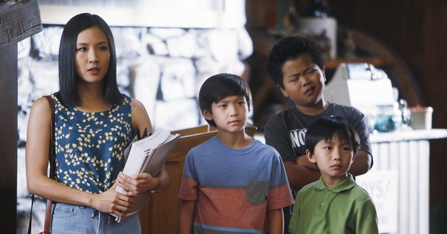 'Fresh off the Boat,' a funny sitcom about Asian-Americans