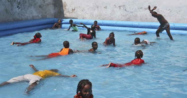 In Somalia, Mogadishu playground means kids can have fun