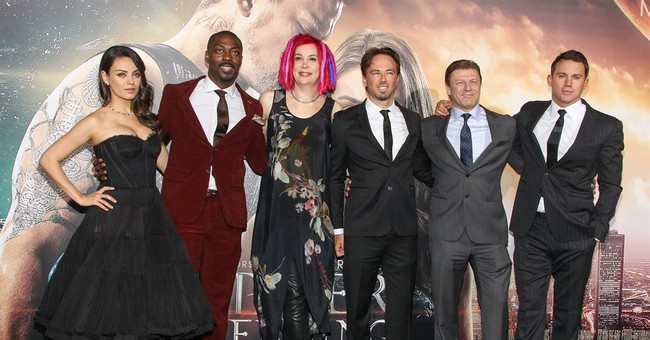 'Jupiter Ascending' filmmakers unfazed by negativity