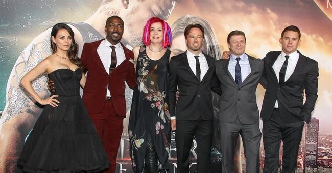 'Jupiter Ascending' filmmakers unfazed by negativity