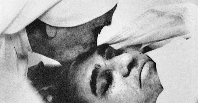 AP WAS THERE: Salvadoran archbishop assassinated in 1980